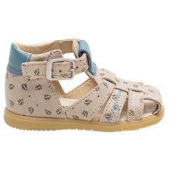 74e3efdd06c6c chaussures premiers pas - chaussures bébé garçon de marche - Orchestra