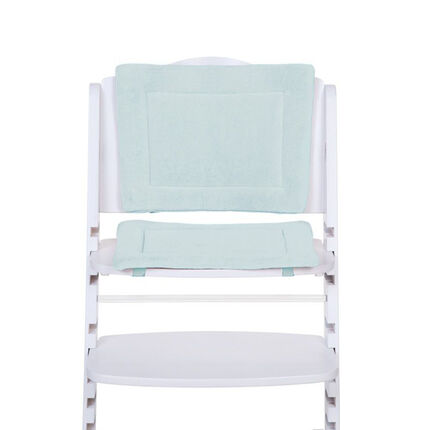 Coussin de chaise évolutive Terry - Pastel Mint Blue