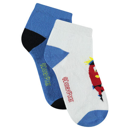 Lot de 2 paires de chaussettes Disney/Pixar® motif super-héros