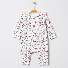 Combinaison longue imprimée Minnie all-over