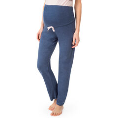 Pantalon de grossesse homewear bandeau haut , Prémaman