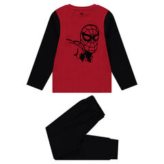 Pyjama en jersey manches longues ©Marvel print Spiderman