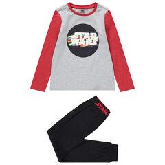 Pyjama en jersey print Star Wars