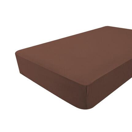 Drap housse Koala 40 x 80 cm - Chocolat
