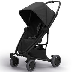 Poussette canne Zapp Flex Plus - Black on Black