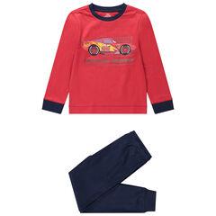 Pyjama 2 pièces en jersey manches longues Cars