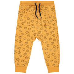 Pantalon de jogging en molleton motif Smiley all-over