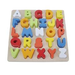 Puzzle en bois - Alphabet