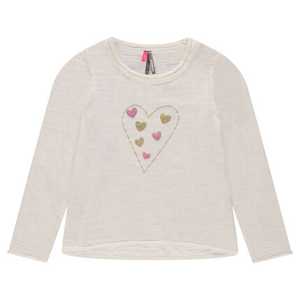 Pull fin en tricot avec motif fantaisie