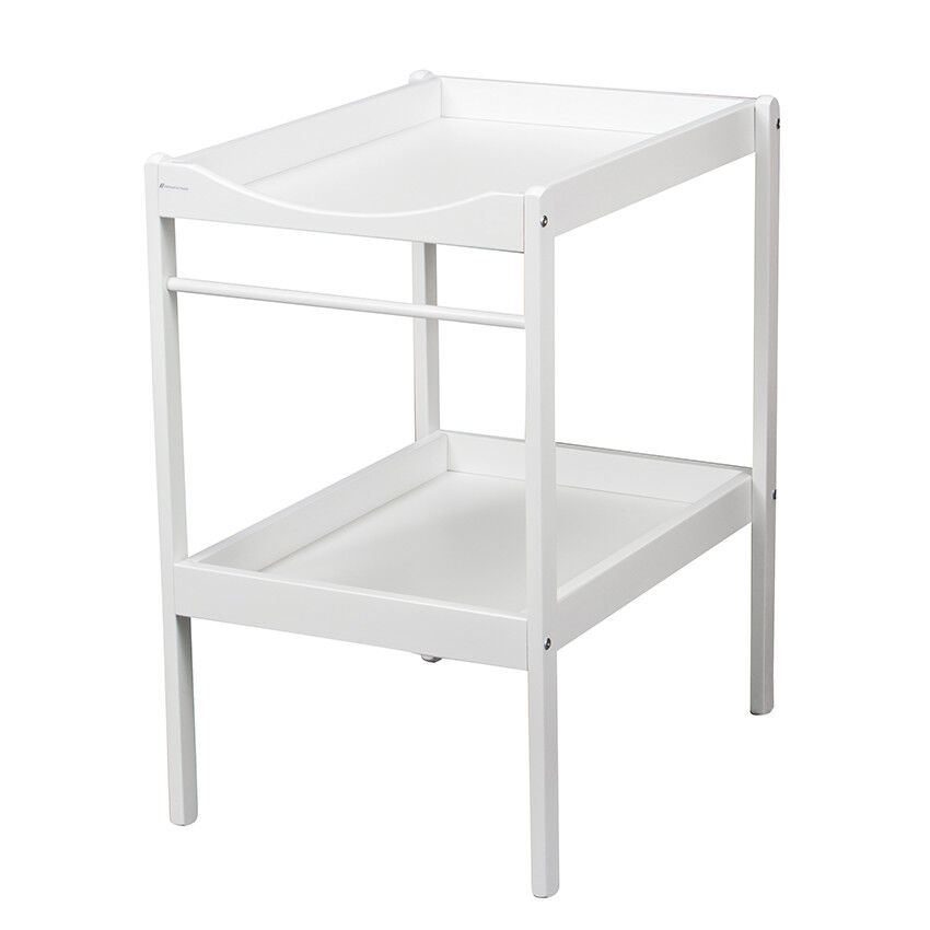 Amazing table langer alice blanc with table a langer sans - Table a langer pliante sans baignoire ...