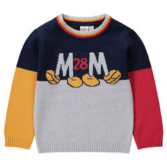 Pull col rond Mickey Disney