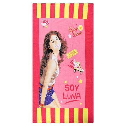 Serviette de bain Disney Soy Luna