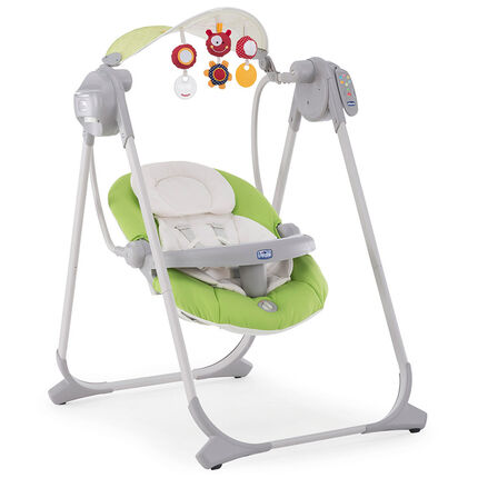 Balancelle Polly Swing Up - Vert