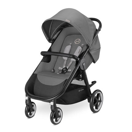 Poussette Agis M-Air4 - Manhattan Grey