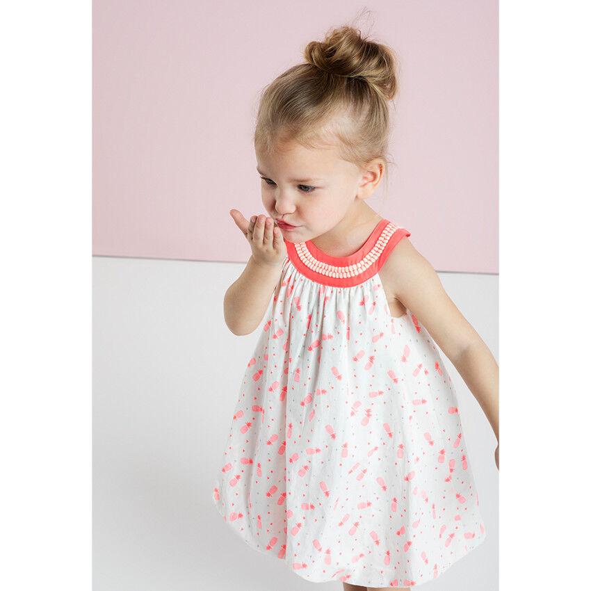 Girls' Clothing (newborn-5t) Vêtement Bébé Robe Boule Fille 23 Mois 2 Ans