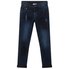 Jeans skinny effet used