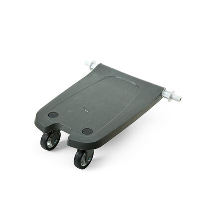 Planche à roulettes pour poussette Xplory - Gris foncé