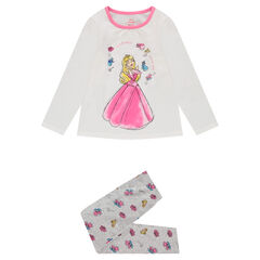 Pyjama en jersey ©Disney print Belle au bois dormant