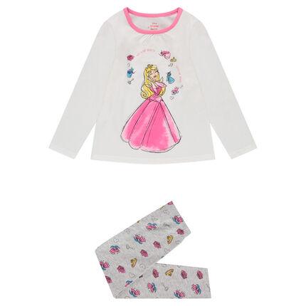 ae064b74d18d3 Pyjama en jersey ©Disney print Belle au bois dormant - Orchestra FR