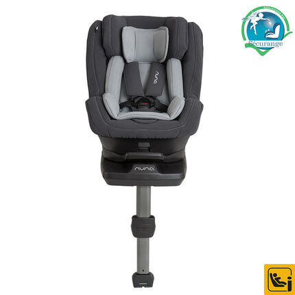 si ge auto isofix 360 rebl plus groupe 0 1 slate orchestra fr. Black Bedroom Furniture Sets. Home Design Ideas