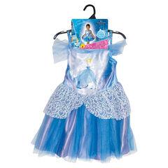 Déguisement robe de Cendrillon taille unique 4-6 ans , Rubie'S