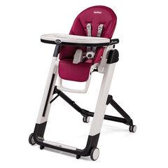 Chaise Haute Siesta - Berry