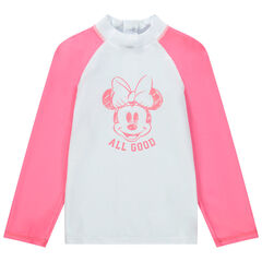 Maillot t-shirt anti-UV SPF 50+ Minnie Disney , Orchestra