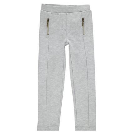 Legging milano à zips