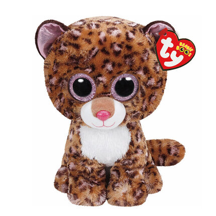 Beanie Boo's medium Patches le Leopard