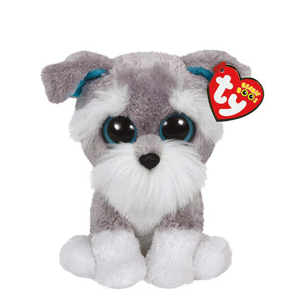 Peluche small 1er age Whiskers le Chien