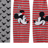 Lot de 2 collants épais motif Minnie et Mickey Disney