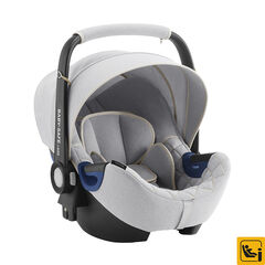 Siège-auto Baby-safe i-Size groupe 0+ – Nordic grey