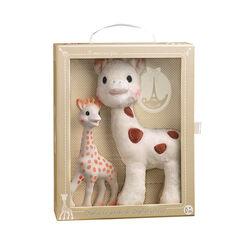 Coffret Sophie la Girafe et Sophie Chérie