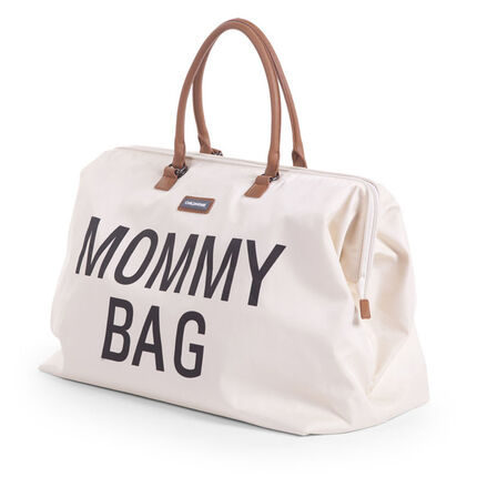 Sac à langer Mommy Bag Big - Blanc cassé