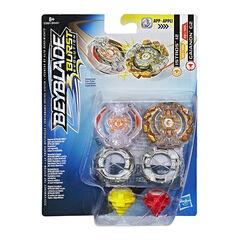 Beyblade Dual Pack