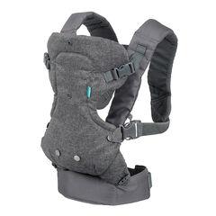 Porte-bébé Flip Ergo 4-en-1 - Denim , Infantino