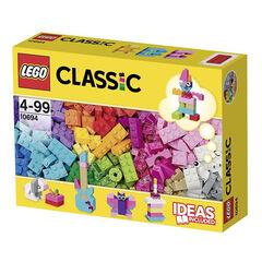 Jouet 2eme age Lego 10694 Classic Pierres commence