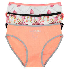 Junior - Lot de 3 culottes ©Smiley
