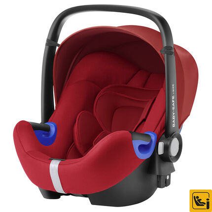 Siège-auto Baby-Safe i-Size groupe 0+ - Flame Red