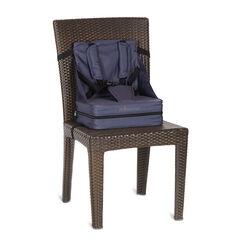 Rehausseur de chaise - Bleu-gris