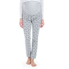 Pantalon homewear de grossesse avec print Mickey ©Disney all-over