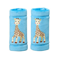 Protège-ceintures Sophie la girafe – Bleu