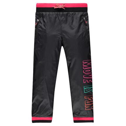 Pantalon de jogging - survêtement avec print multicolore