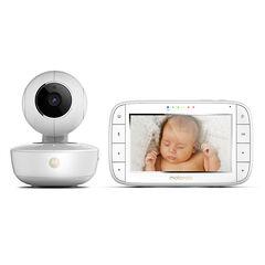 """Babyphone vidéo 5"""" avec caméra rotative , Motorola"""
