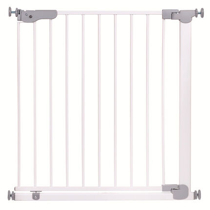 Barri re de s curit optim tal blanc orchestra fr - Barriere de securite escalier sans vis ...