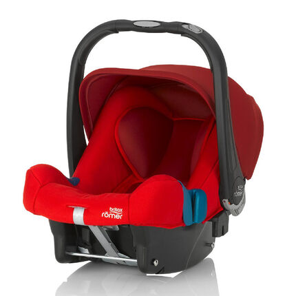 Siège-auto Baby-Safe Plus SHR II groupe 0+ - Flame Red