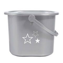 Seau à langes - Silver stars