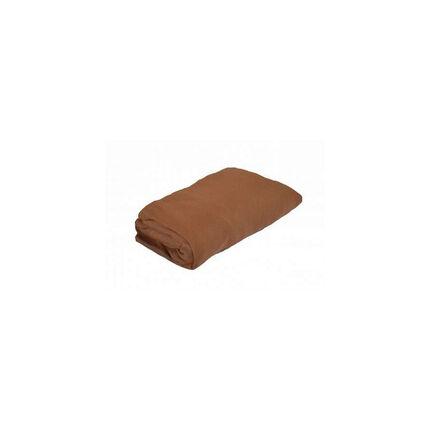 Drap housse Koala 70 x 140 cm - Chocolat