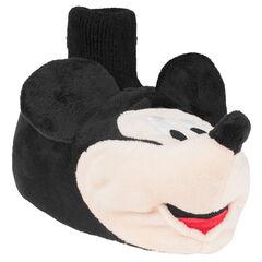 Chaussons peluche Disney Mickey