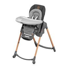 Chaise haute réglable Minla - Essential Graphite , Maxi-Cosi